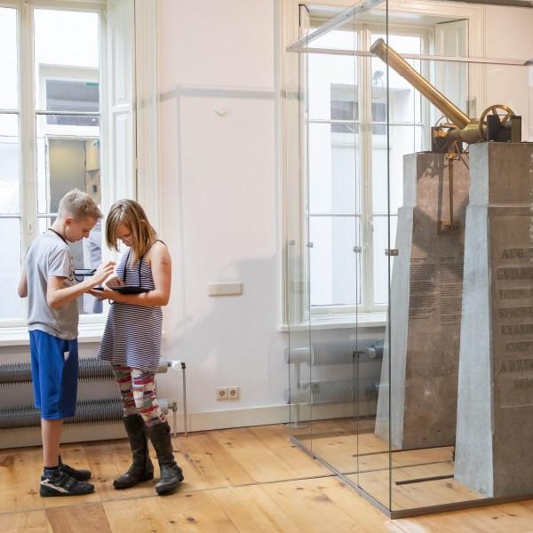 Maak je eigen superdier in de tentoonstelling Spoorzoeken op Mars op Sonnenborgh