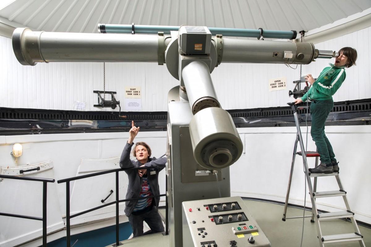 grote telescoop
