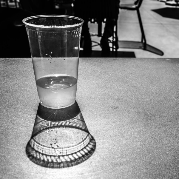 Bekertje water