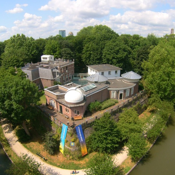 RTV-Utrecht bezoekt Sonnenborgh