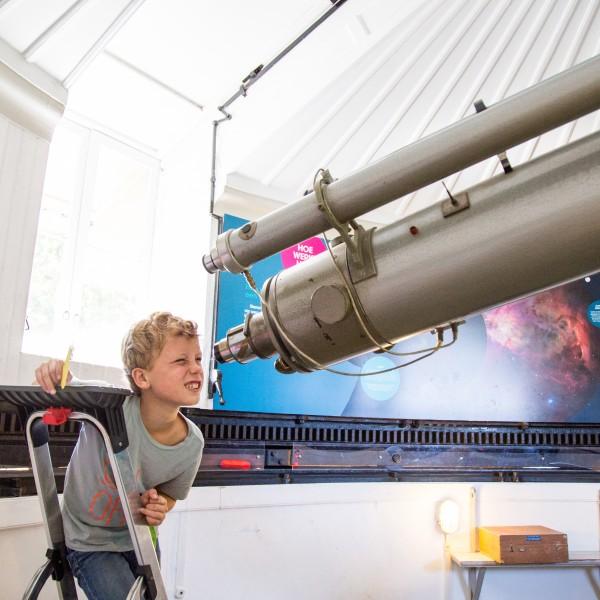 telescoop sonnenborgh_foto Marrit op ten Noort-Schuddebeurs