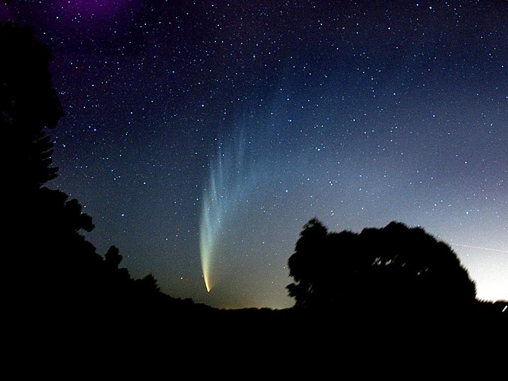 Komeet Hale Bobb 1997