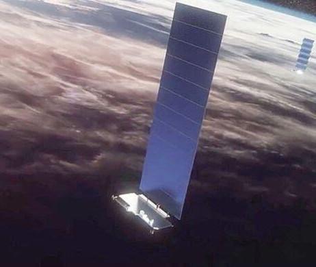 Starlink satellieten