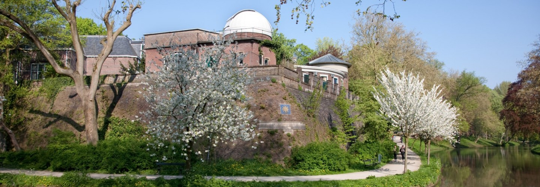 Sonnenborgh vanaf de Maliesingel