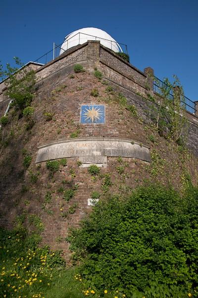 fundatiesteen Sonnenborgh