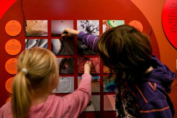 Zoeken naar sporen op Mars in de tentoonstelling op Sonnenborgh