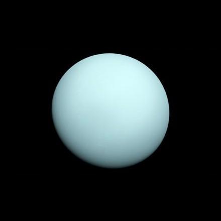 Uranus - Foto: NASA / JPL
